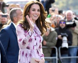 Гардероб Кейт Миддлтон: почему герцогиня Кембриджская носит сумку в левой руке