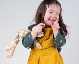 Синдром Дауна - не приговор: фото и история девочки, которая в 4 года стала моделью