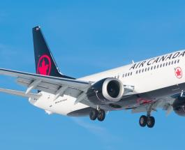 Канадский самолёт совершил аварийную посадку в Испании