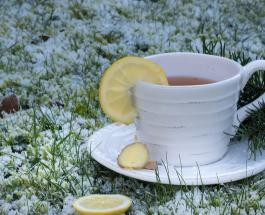 Как приготовить лимонно-имбирный напиток для здоровья и похудения