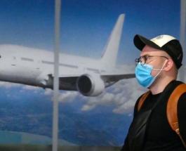 Маски и перчатки не защищают от коронавируса во время авиаперелётов: заявление врача