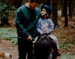 Принцесса Евгения с отцом