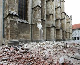 В Хорватии произошло землятресение магнитудой 5,3 балла: пострадали двое подростков