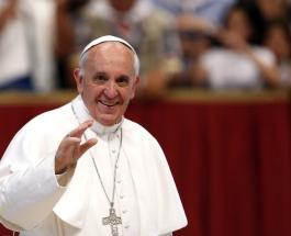 Папа Римский прошел тест на наличие в организме коронавируса