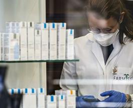 Россия закрывает границы из-за пандемии коронавируса