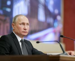 Обращение Владимира Путина к гражданам России в связи с коронавирусом: прямая трансляция