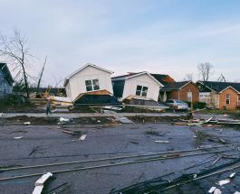 Мощный торнадо обрушился на американский город Нэшвилл – есть жертвы