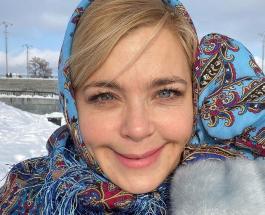 Ирина Пегова в детстве: актриса поделилась милым фото из домашнего архива