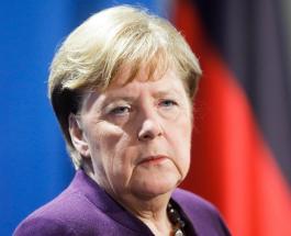 Ангела Меркель ушла на карантин после контакта с врачом у которого выявлен коронавирус