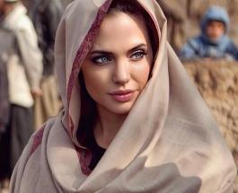 Анджелина Джоли помогает ученикам оставшимся без школьных обедов