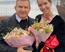 Полезные советы родителям: как Катя Осадчая и Юрий Горбунов развлекают 3-летнего сына