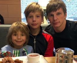 Андрей Аршавин через суд требует от Юлии Барановской уменьшения алиментов на двух детей