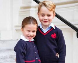 Принц Джордж и принцесса Шарлотта перейдут на домашнее обучение из-за коронавируса