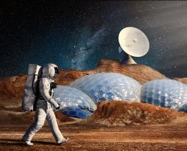 Астронавтов-исследователей на Марсе будут кормить космическим салатом