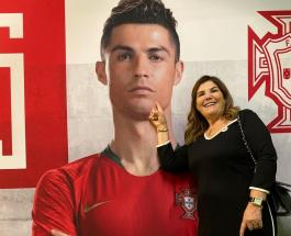 Мама Криштиану Роналду госпитализирована с подозрением на инсульт