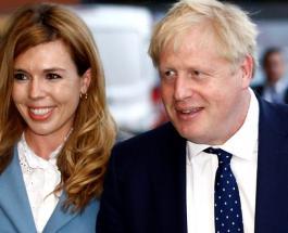 Борис Джонсон и его новая девушка Кэрри Саймондс ждут ребёнка