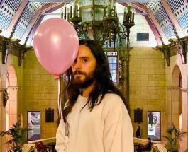 Джаред Лето после 12 дней медитации в пустыне удивился, узнав о пандемии Covid-19