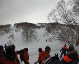 На Камчатке сошла лавина: есть пострадавшие и погибшие