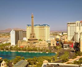 Эпидемия коронавируса превратила знаменитый Лас-Вегас в город-призрак: фото