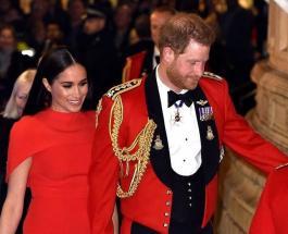 Принц Гарри с женой покинули Канаду и переехали в родной город Меган Маркл