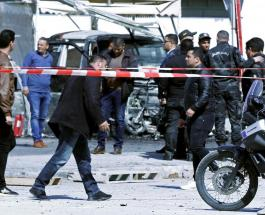 У посольства США в Тунисе прогремел взрыв: есть раненые