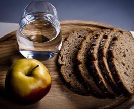 Великий пост 2020: график питания на первую неделю строгого периода