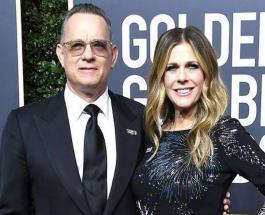 Том Хэнкс и Рита Уилсон вернулись в Лос-Анджелес после карантина