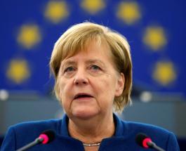 Ангела Меркель: коронавирусом могут заразиться 70% населения Германии