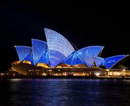 """""""Мойте руки"""" - надпись в небе над Австралией удивила и растрогала соцсети"""