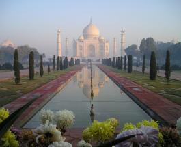 Тадж-Махал закрывает свои двери для посетителей из Индии и иностранных туристов