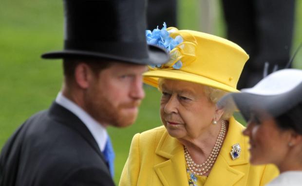 Канада прекратит обеспечивать безопасность принца Гарри иего супруги