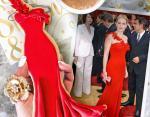 Платье Джеммы Чен с церемонии награждения «Оскар»
