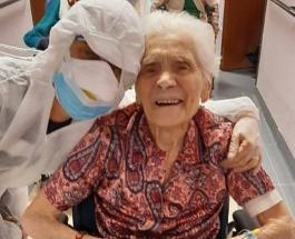 Старейшая пациентка: 103-летняя женщина из Италии вылечилась от коронавируса