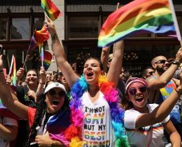 В Нью-Йорке впервые за полувековую историю отменили ежегодный марш достоинства
