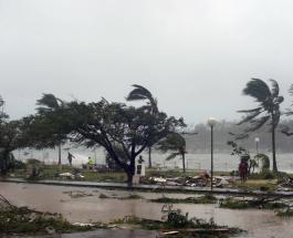 Циклон Гарольд обрушился на Вануату: его жертвами стали 27 человек на Соломоновых островах