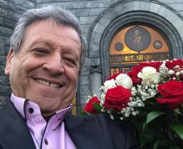 71-летний Борис Грачевский стал отцом в четвертый раз и показал первое фото с сыном