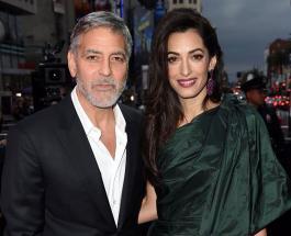 Джордж и Амаль Клуни пожертвовали более миллиона долларов на борьбу с коронавирусом