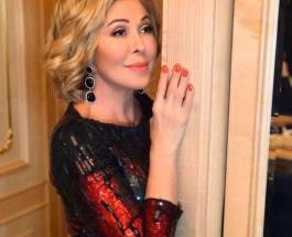 Любовь Успенская поправилась и отрастила волосы: как карантин влияет на певицу