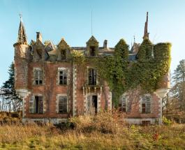Красота заброшенных зданий: атмосферные фото из разных уголков Европы