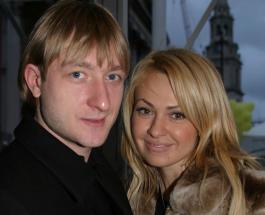 Семейный танец Яны Рудковской и Евгения Плющенко развеселил поклонников