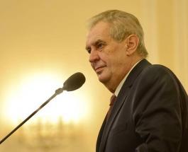 Президент Чехии предложил закрыть государственные границы на один год