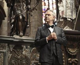 Андреа Бочелли установил мировой рекорд: онлайн-концерт итальянца  посмотрели более 35 млн раз