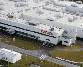 Впервые в истории Toyota: концерн закрыл часть заводов в Японии и в 5 других странах мира