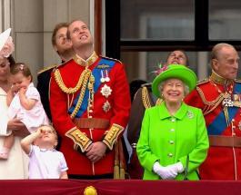 Как любимые правнуки помогают Елизавете II пережить карантин