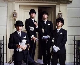 Редкое фото участников The Beatles опубликовано через 50 лет после распада группы