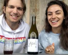 Эштон Кутчер и Мила Кунис выпускают вино: доходы от его продажи идут на благотворительность