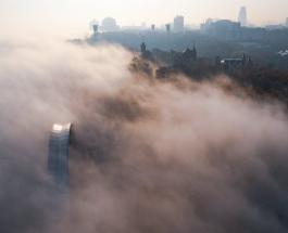 Киев стал самым загрязнённым городом в мире из-за пожаров в Чернобыле