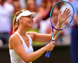 Мария Шарапова сыграет свой прощальный теннисный матч в Санкт-Петербурге
