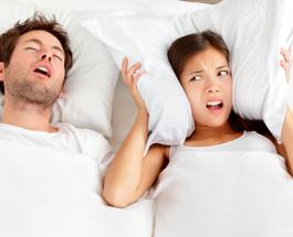 Полезные советы для людей, которые не могут уснуть из-за храпа партнёра