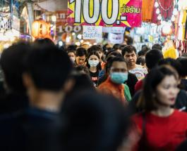 Коронавирус распространяется в радиусе 4 метров: новое исследование ученых